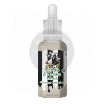 Cookies & Cream Milkshake V2 30ml Aroma by Eco Vape