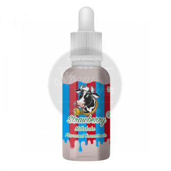 Strawberry Milkshake V2 30ml Aroma by Eco Vape