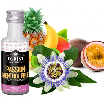 Passion ohne Menthol 20ml Aroma by EGOIST Flavors