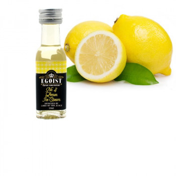 Egoist Flavors No. 4 Lemon Ice Cream 20ml Aroma