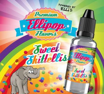Ellis Ellipop - Sweet Skittellis Aroma 10ml
