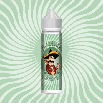 Limon Cremoso (50ml) Plus e Liquid by El Sombrero
