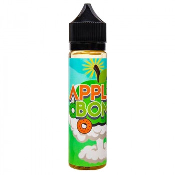 Apple Bomb PLUS 50ml e Liquid by In Your Face Elysian Labs