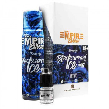 Blackcurrant Ice (50ml) Plus e Liquid by Empire Brew