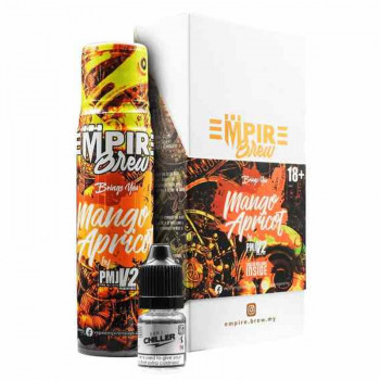 Mango Apricot (50ml) Plus e Liquid by Empire Brew