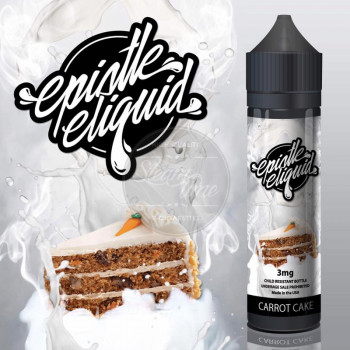 Carrot Cake (50ml) Plus e Liquid by Epistl