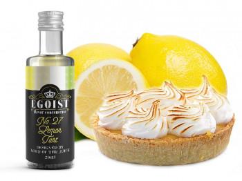Egoist Flavors No. 27 Lemon Tart 20ml Aroma