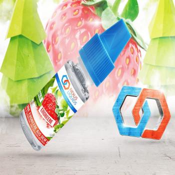 Eine Erdbeere aus dem Wald Aroma by Nexus Liquids