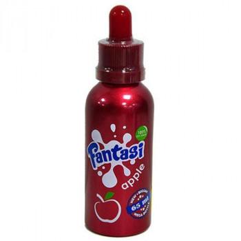 Apple (50ml) Plus e Liquid by Fantasi Mix