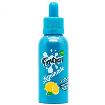 Lemonade (50ml) Plus e Liquid by Fantasi Mix