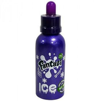 Grape Ice (50ml) Plus e Liquid by Fantasi Mix
