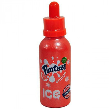 Orange Ice (50ml) Plus e Liquid by Fantasi Mix