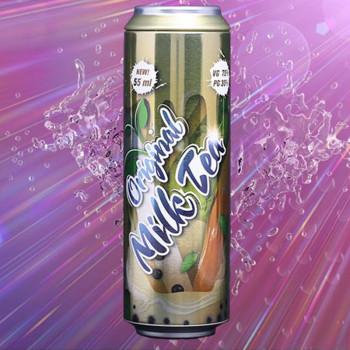 Original Milk Tea (55ml) Plus e Liquid by Fizzy Juice