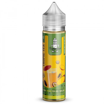 Tropic Tea (50ml) Plus Liquid by Flaschendunst