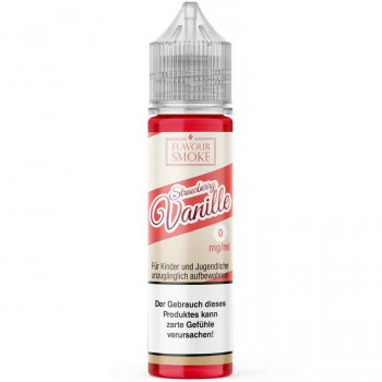 Strawberry Vanille 20ml Bottlefill Aroma by Flavour-Smoke