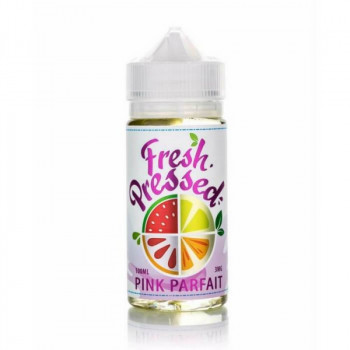 Pink Parfait (100ml) Plus e Liquid Fresh Pressed by California Grown