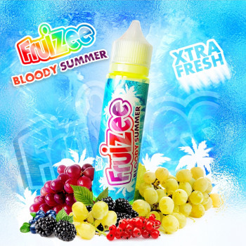 Bloody Summer (50ml) Plus e Liquid by Fruizee