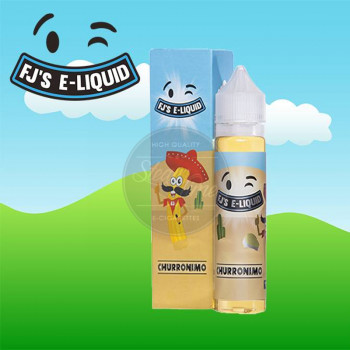 Fu(:k Jerry's Churronimo (50ml) Plus e Liquid