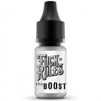 The Boost 10ml Aroma by Fuck the Rules