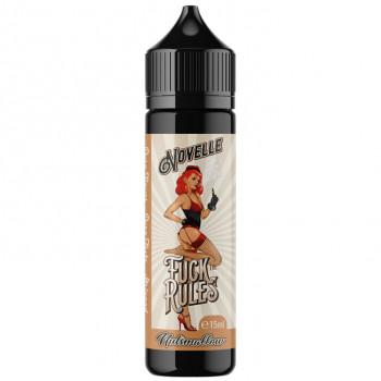 Nutzmallow Novelle Serie 15ml Longfill Aroma by Fuck the Rules e Zigarette e Liquid