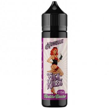 Rockin Berries Novelle Serie 15ml Longfill Aroma by Fuck the Rules e Zigarette e Liquid