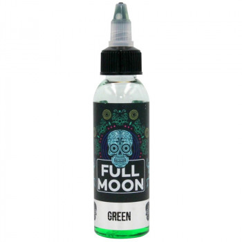Green (50ml) Plus e Liquid by Full Moon