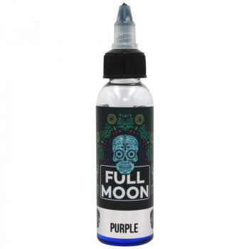 Purple (50ml) Plus e Liquid by Full Moon