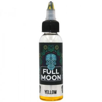 Yellow (50ml) Plus e Liquid by Full Moon
