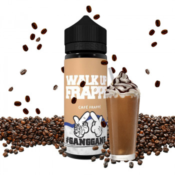Walk up Frappe (100ml) Plus Liquid by GangGang Keros Liquids