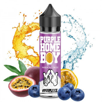 Purple Homeboy 20ml Longfill Aroma by GangGang Keros Liquids
