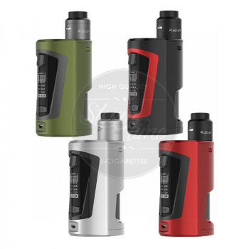 Geekvape GBOX Squonker 8ml 200W TC Kit