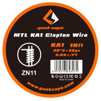 GeekVape MTL KA1 Clapton Wire Draht