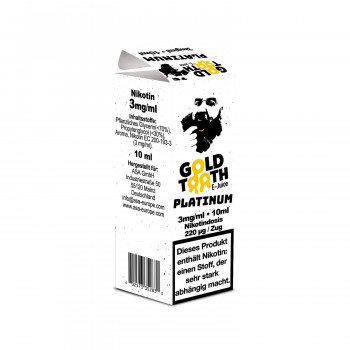 Gold Tooth - Platinum e Liquid by One Hit Wonder