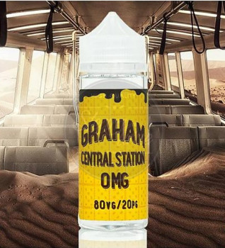 Graham Central Station 100ml Plus e Liquid by Rounds