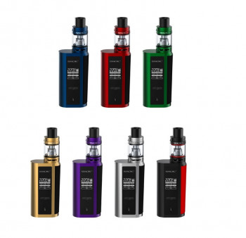 Smok GX2/4 TC 350W Kit inkl. TFV8 Big Baby Tank