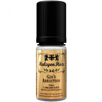 Gins Addiction 10ml Aroma by Halcyon Haze Nikotinfrei