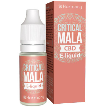 Critical Mala 10ml CBD Liquid by Harmony