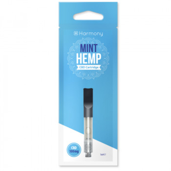 Harmony Marrocan Mint CBD Pen Pod 1er Pack 100mg