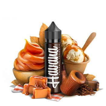 Havana Juice Co. - Caramel Tobacco PLUS 100ml e Liquid by Humble