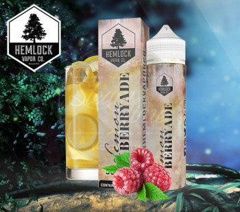 Lemon Berryade (50ml) Plus e Liquid by Hemlock Vapor