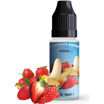 Strawberry Banana 10ml Aroma by Hogshead Taste