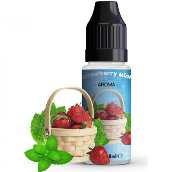 Strawberry Mint 10ml Aroma by Hogshead Taste