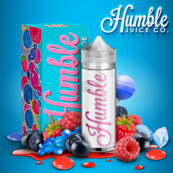 HUMBLE JUICE - Berry Blow Doe PLUS 100ml eLiquid