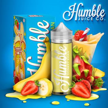 HUMBLE JUICE - Donkey Kahn PLUS 100ml eLiquid