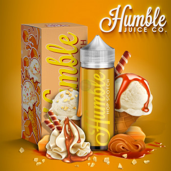 HUMBLE JUICE - Hop Scotch PLUS 100ml eLiquid MHD 09/19