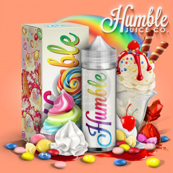 HUMBLE JUICE - Vape The Rainbow PLUS 100ml eLiquid