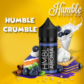 Humble Crumble (30ml) Aroma by Humble Juice