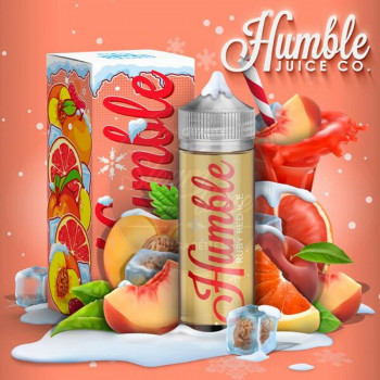 HUMBLE JUICE - Ruby Red ICE PLUS 100ml eLiquid