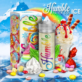 HUMBLE JUICE - Vape The Rainbow ICE PLUS 100ml eLiquid