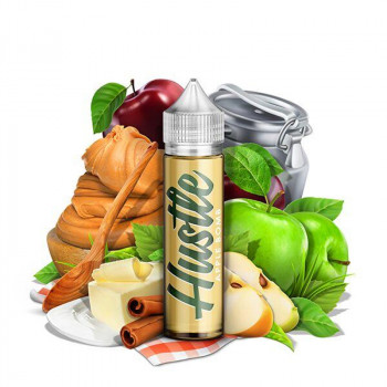 Apple Bomb (50ml) Plus e Liquid by Hustle Juice Co.